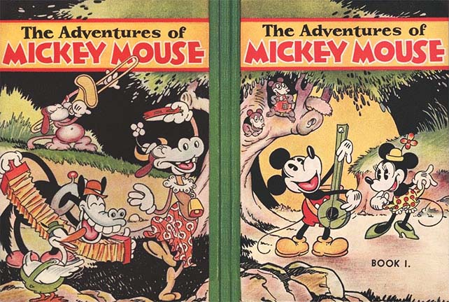 Adventures of Mickey Mouse 1
