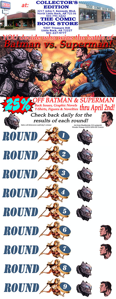Batman vs Superman sale