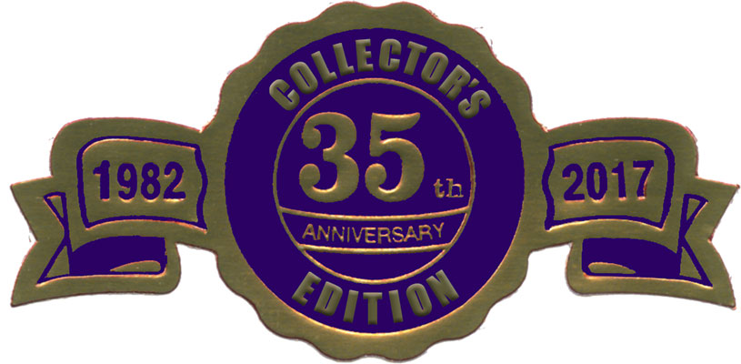 Collector's Edition 35th Anniversary Icon