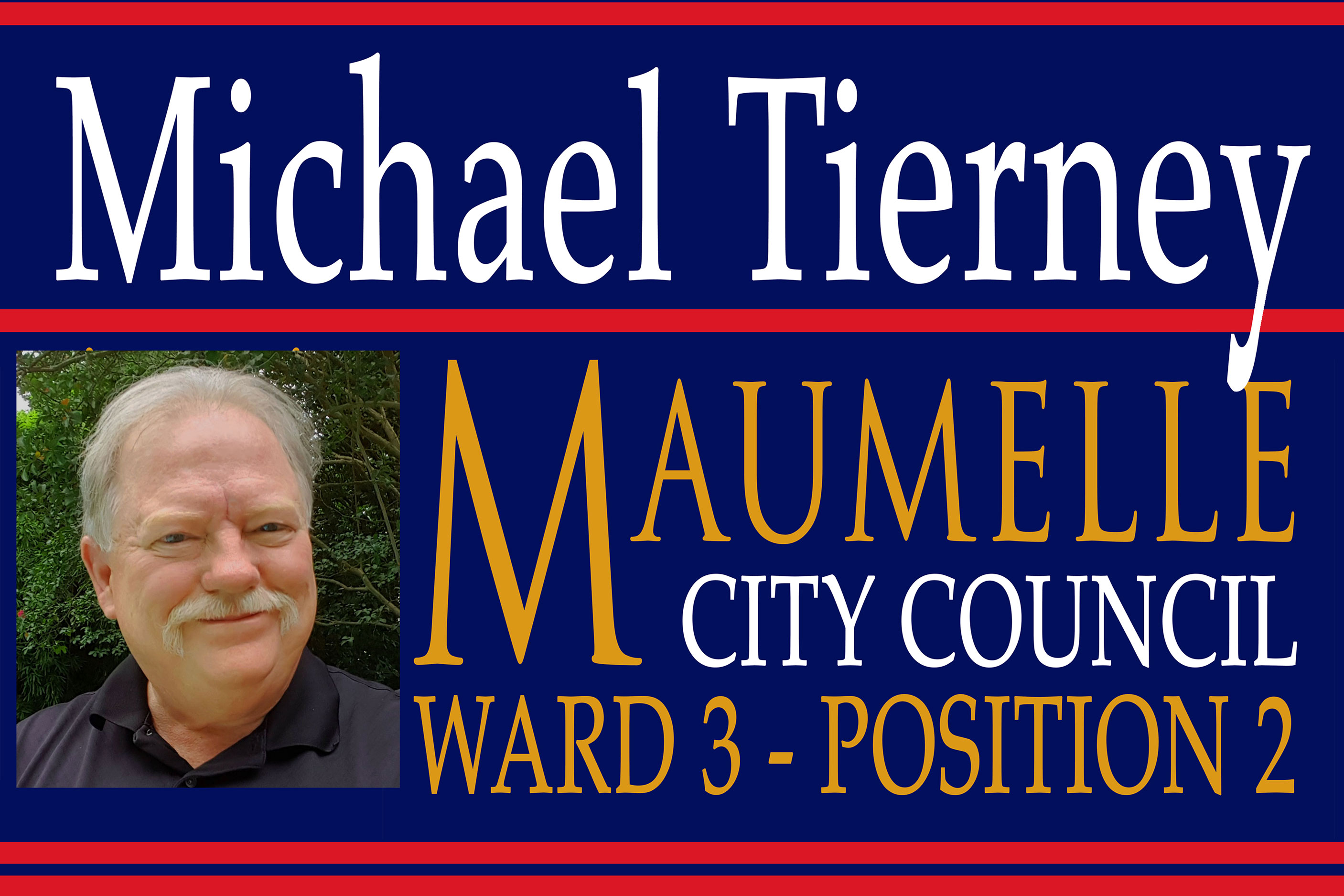Michael for Maumelle City Council