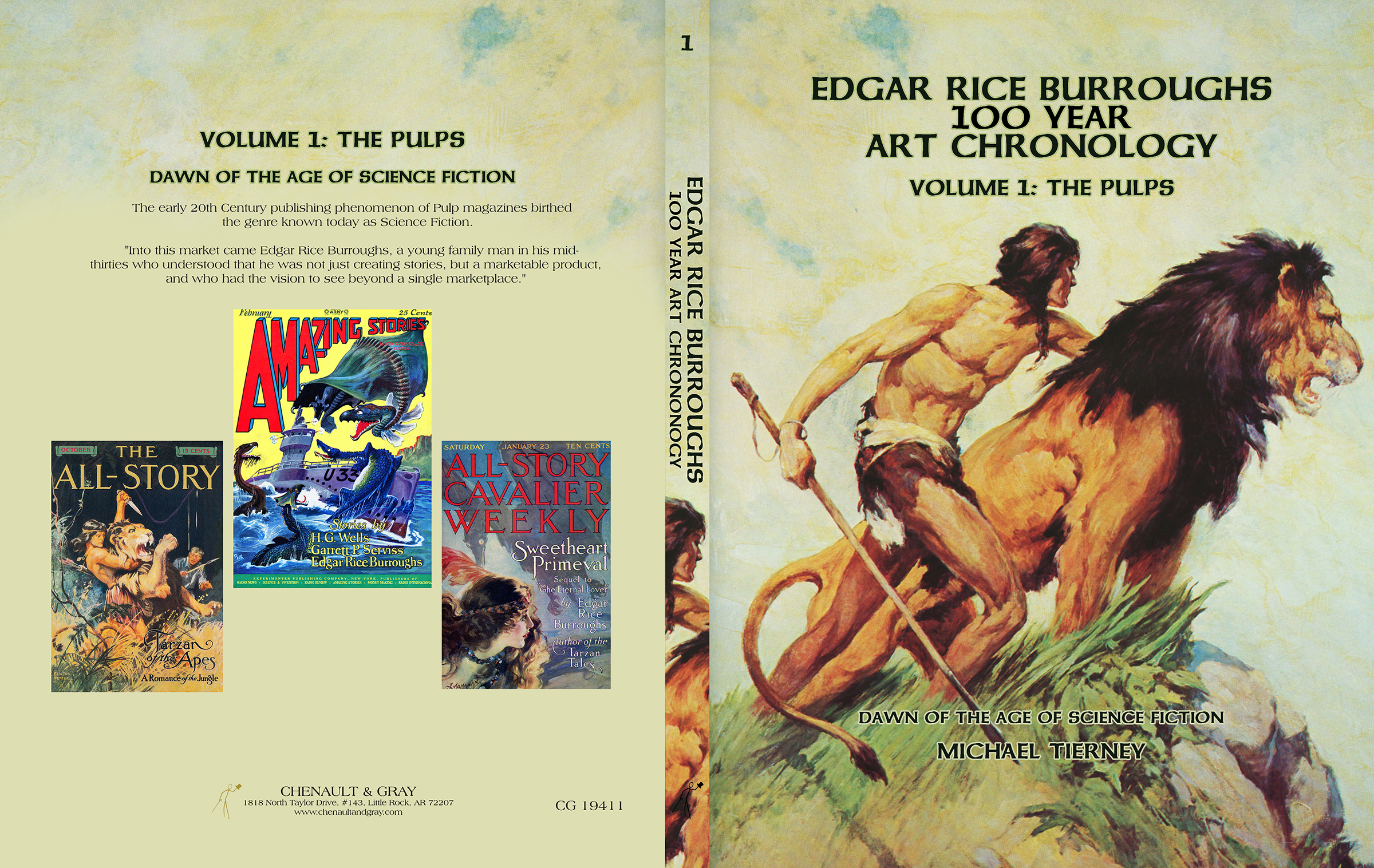 ERBAC v1 wraparound cover