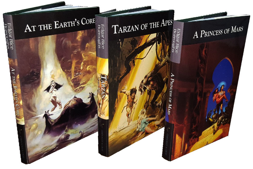 ERB Art Chronology bonus books