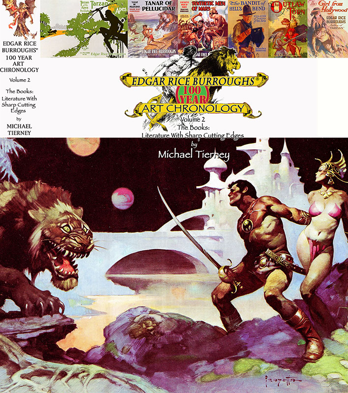 Edgar Rice Burroughs' 100 Year Art Chronology