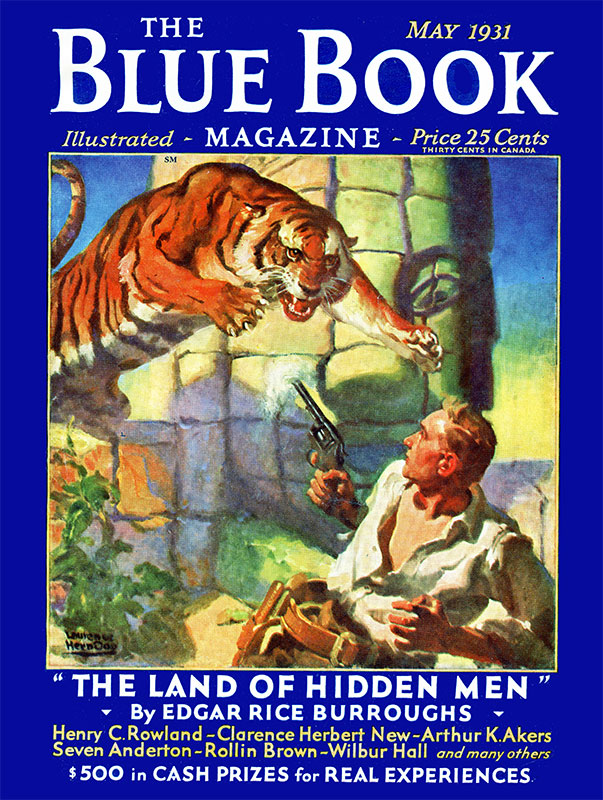 Land of Hidden Men May 1931