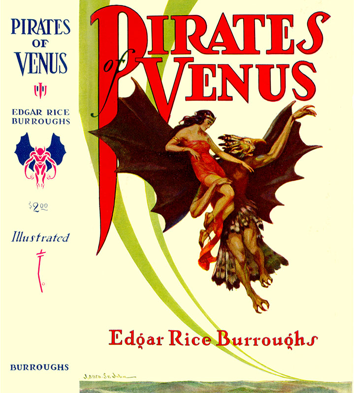 Pirates of Venus 1st edition