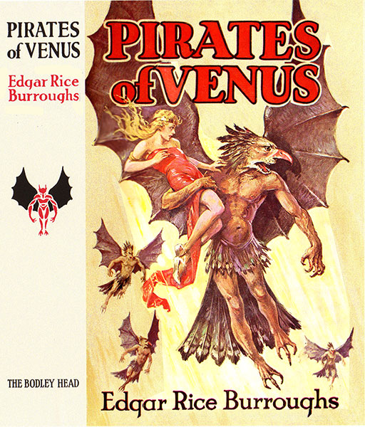 Pirates of Venus U.K. edition