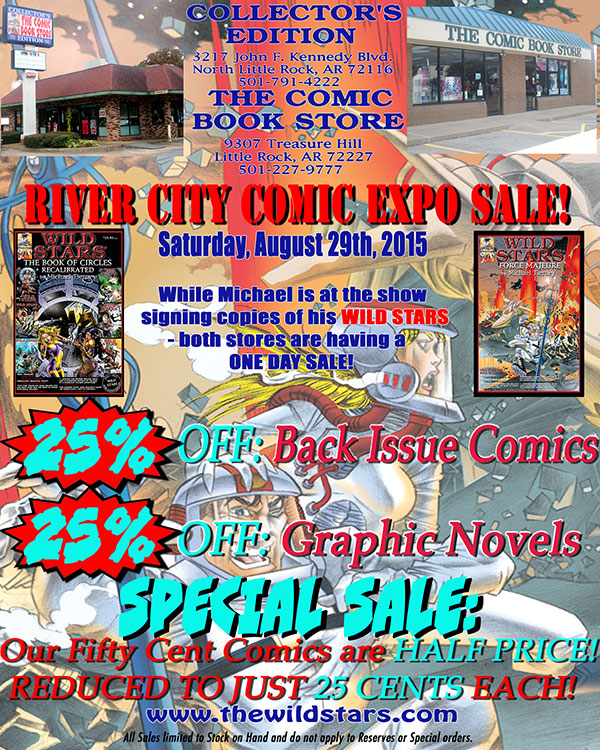 River City Sale 2015