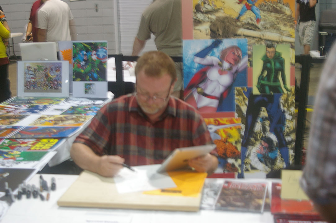 River City Comic Expo 2015