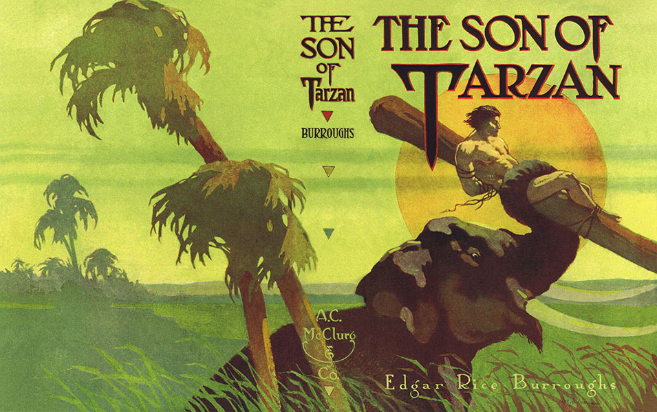 The Son of Tarzan 1st edition