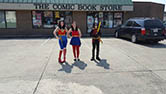 Super Heroes at CBS