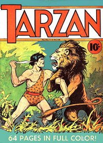 Tarzan Single Series #20